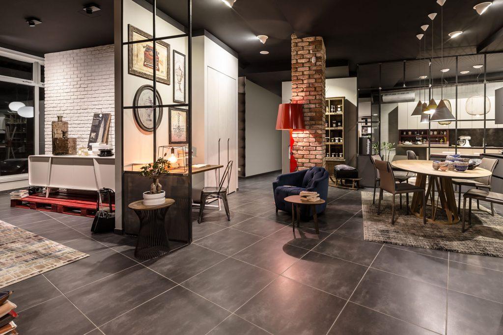 Negozi di arredamento torino arredamento negozi stramenga for Torino arredamento