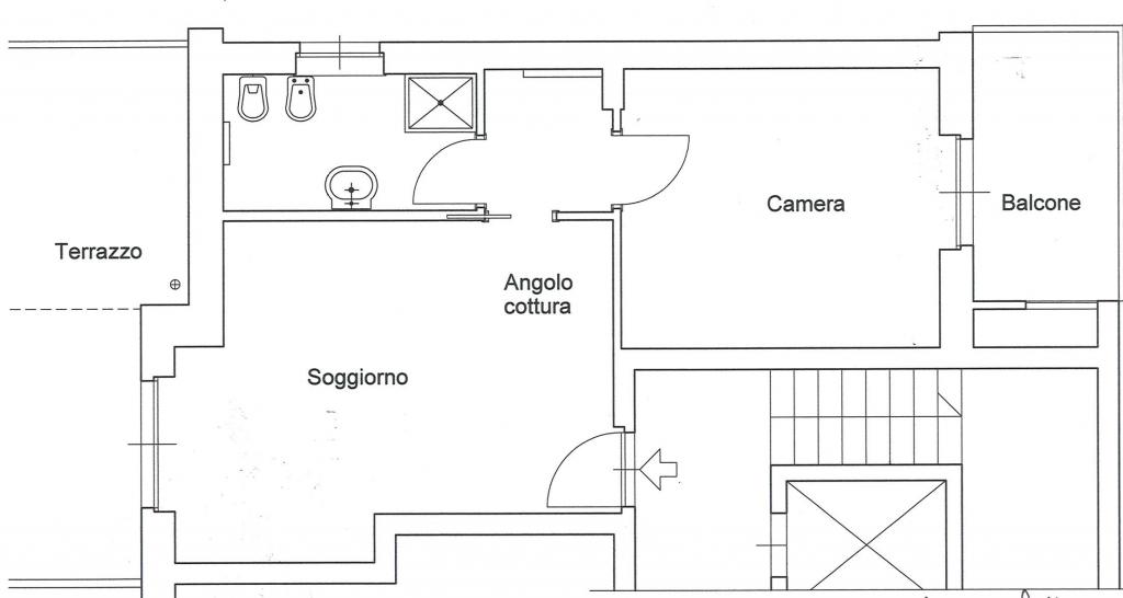 Zeta concept 3 soluzioni intelligenti per arredare in 45 mq for Arredare casa 120 mq