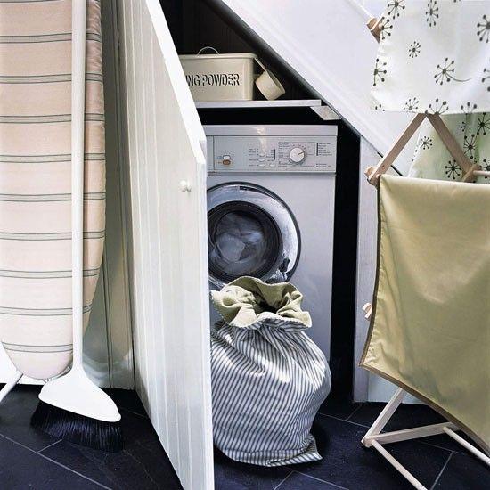 Zeta concept 10 idee per utilizzare lo spazio sottoscala - Cucina nel sottoscala ...