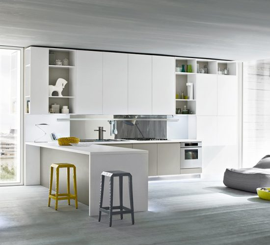 Zeta concept arredamento cucine torino - Cucine su misura torino ...