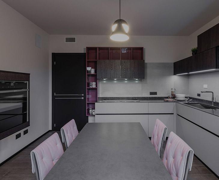 Zeta concept arredamento cucine torino for Torino arredamento