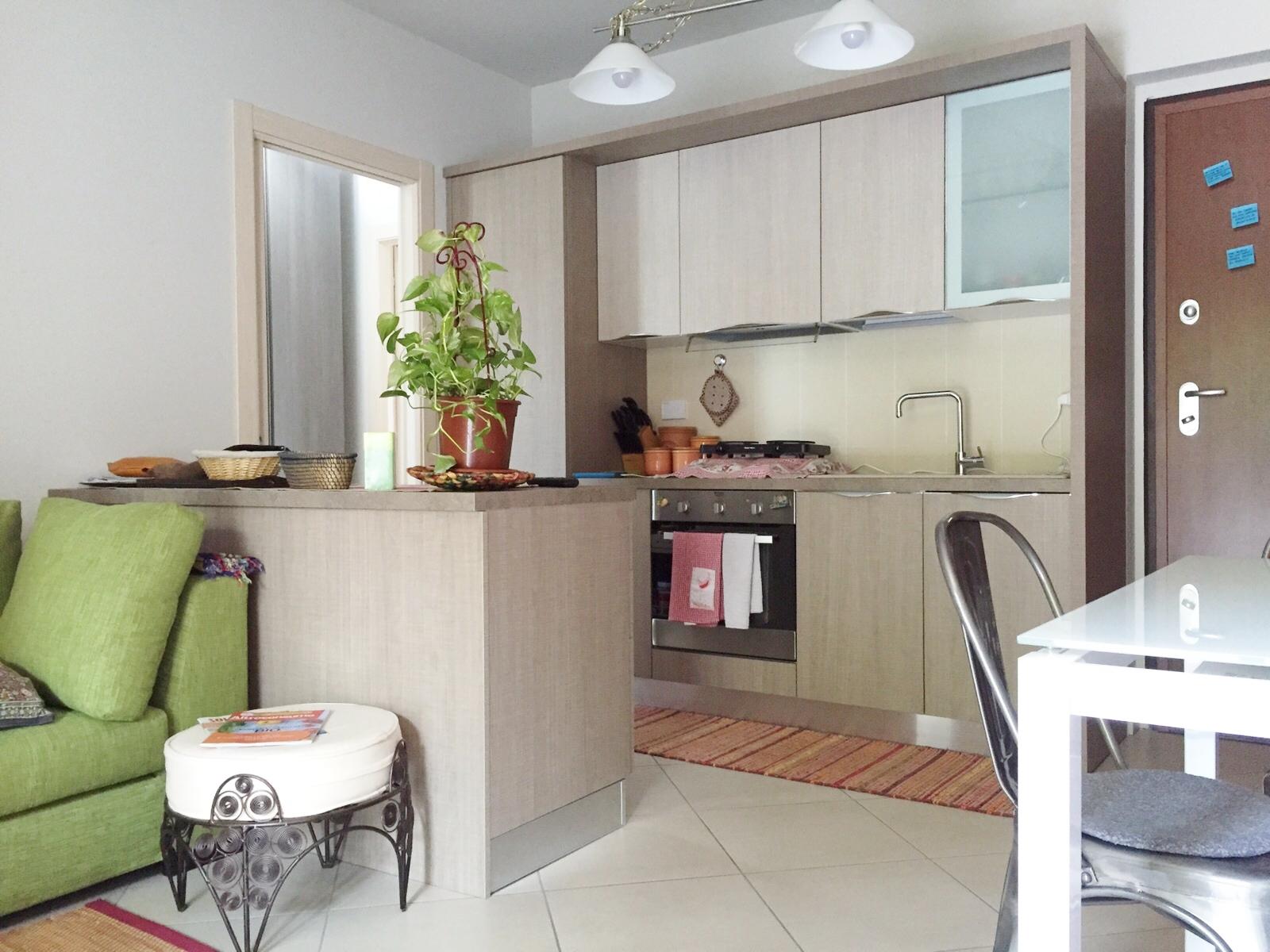 Sala Cucina 25 Mq 3 soluzioni intelligenti per arredare in 45 mq - zeta concept